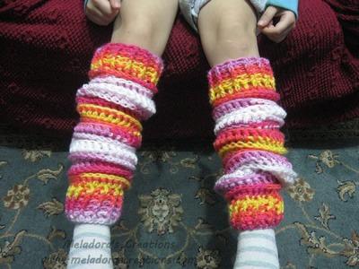 Riptide Leggings - Crochet Tutorial