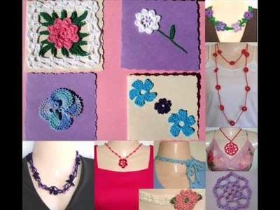 Thread Crochet Clothing.Jewelry.Decoration