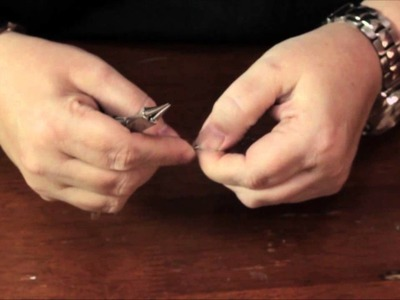 Wire Jewelry Instructions for Name Writing : DIY Craft Projects