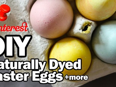 3 DIY Easter Egg Pins from Pinterest - Man Vs. Egg #13
