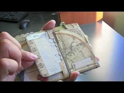 A SUPER FUN Wallet Mini (Great Gift Idea.Gift Card Holder)