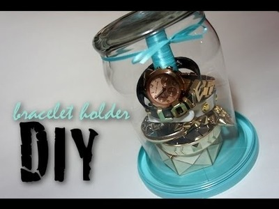 Bracelet and Watch Holder - Arm Candy Display