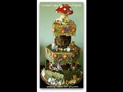 Cake Decorating Contest Two