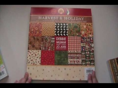 ::Craft Junkie Too::Video #34 ~ Let's Talk Paper Stacks