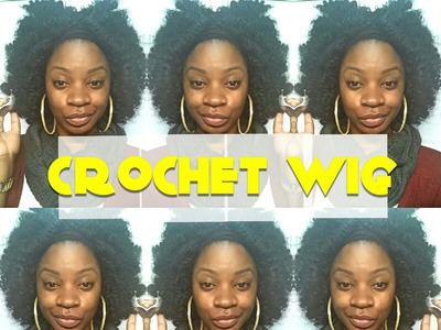 Crochet Wig : My First Experience