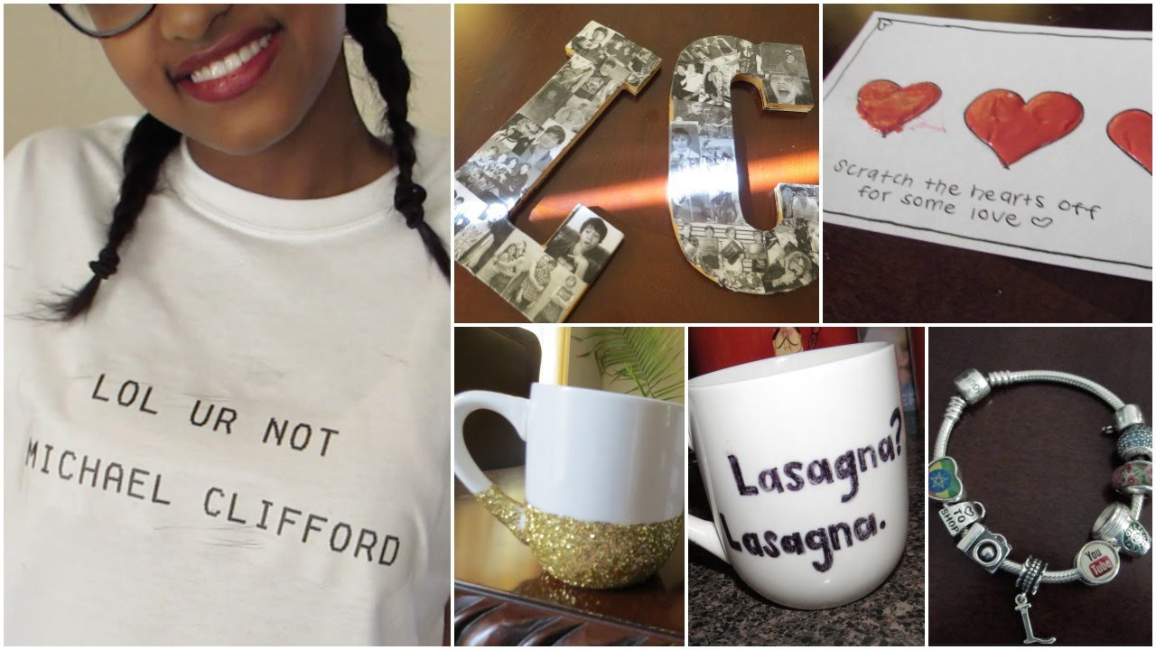 Cute & Easy DIY Tumblr Inspired Gift Ideas!