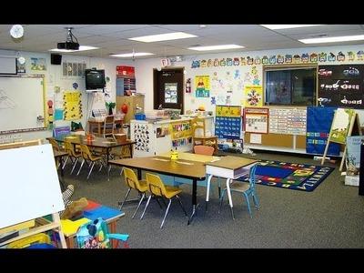 DIY Classroom decorating ideas