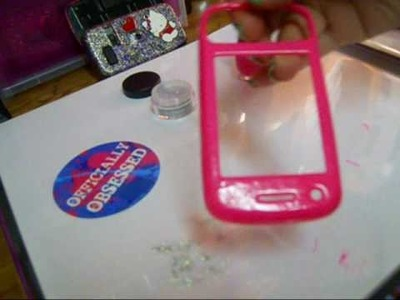 DIY CUSTOMIZE YOUR PHONE FOR CHEAP