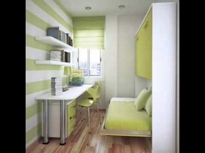 DIY Interior design decorating ideas for small bedroom