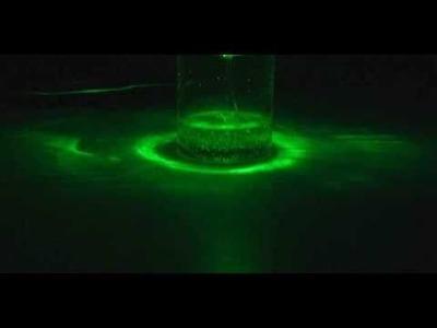 DIY Laser Show: The best laser effect ever!