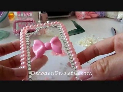 DIY: SIMPLE & KAWAII DECODEN TUTORIAL FOR BEGINNERS