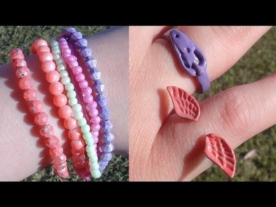 DIY SPRING.SUMMER FASHION JEWELLERY