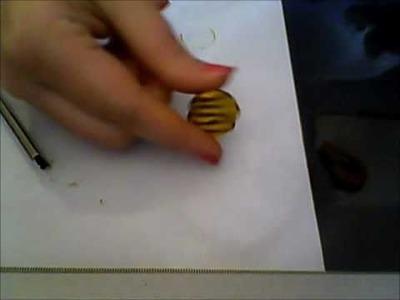 DIY:Tutorial yoyo Fimo. Polymer clay