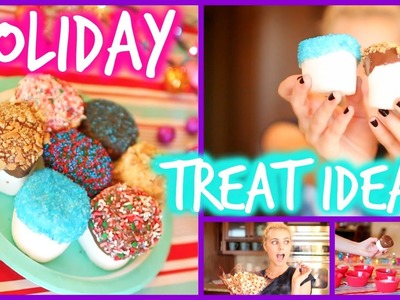Easy & Fun DIY Holiday Treat Ideas! | Aspyn Ovard