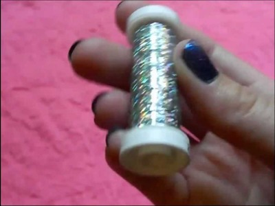 How to Add Sparkle to Any Crochet Project