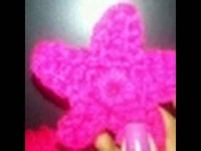 How to Crochet an Easy Star