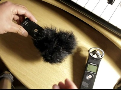 How to make a DIY Dead Cat for microphone for under $5 for Zoom h1, h4n, h2, boom mic, etc