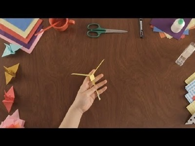 How to Make a Paper Helicopter : Paper Art Projects