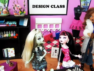 How to Make Doll Design Class Supplies - Recycling - Doll Crafts
