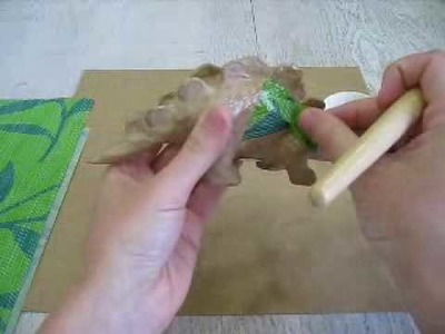 How To Use Décopatch® Papers and Varnish