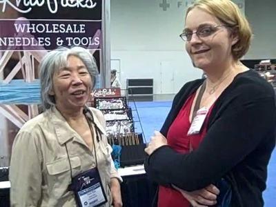 Interview with Crochet Designer, Doris Chan