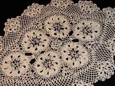 Lace Crochet Doilies - Crochet Geek