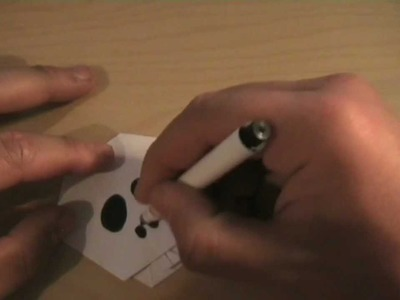 Learn to Make An Origami Paper Skull for Halloween