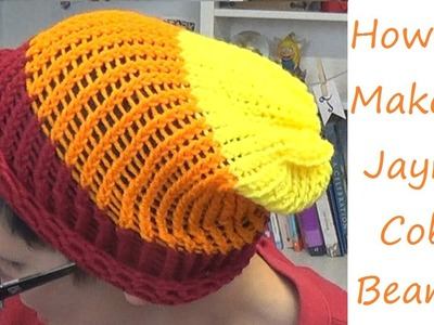 Sewing Nerd! - Tutorial: How to Make a Jayne Cobb Inspired Slouchy Beanie! && GIVEAWAY!