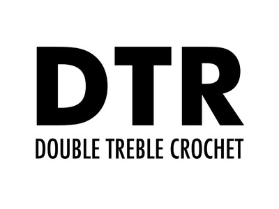 The Double Treble Crochet Stitch (dtr):: Crochet Abbreviation :: Right Handed
