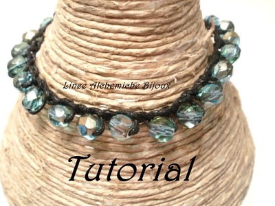 Tutorial - Bracciale all'uncinetto