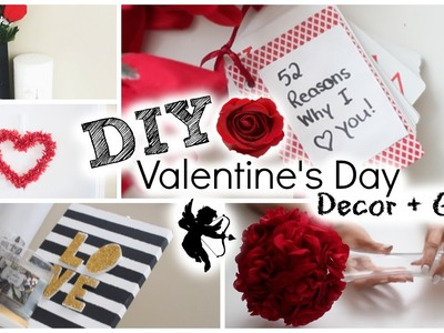 6 DIY Valentine's Decor & Gifts