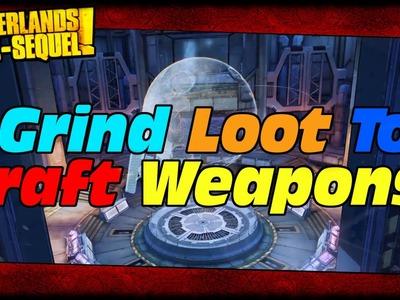 Borderlands The Presequel Grind Loot To Craft A Legendary Weapon Expensive Taste Achievement!