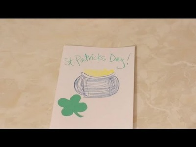 Card-Making Ideas for St. Patrick's Day : Cards & Crafts