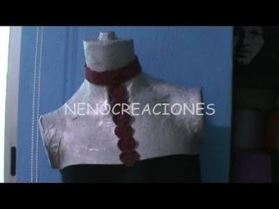 COMO TEJER GARGANTILLAS Y MAS, DIJE DE CORAZONES GANCHILLO CROCHET