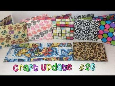 Craft Update #26