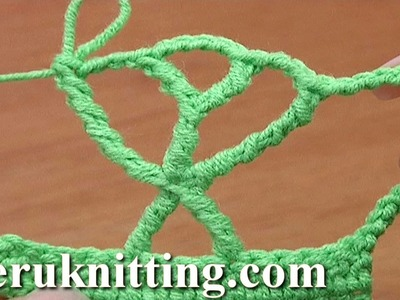 Crochet Complex Stitches Tutorial 33 Combination of X Stitch Y Stitch