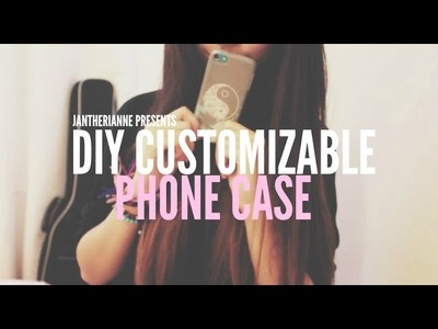 DIY Customizable Phone Case