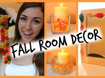 DIY Easy Fall Room Decor & Ways to Decorate | SeasonBeauty97