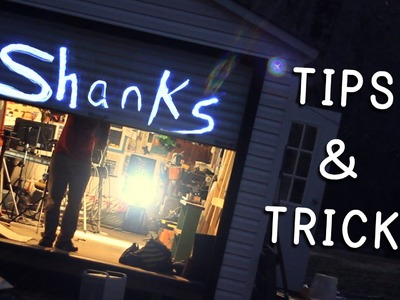 DIY FILM STUDIO tips and tricks | SHANKS FX | PBS Digital Studios