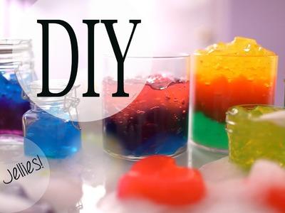 DIY Fun Bath Jellies inspired by Lush | ANNEORSHINE
