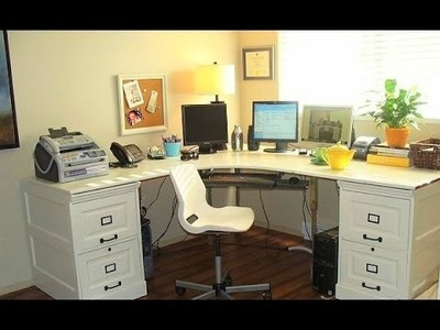 DIY Home office decorating ideas