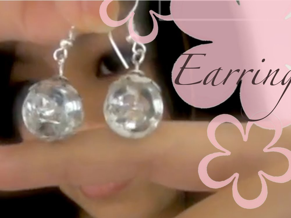 DIY: MeiIris' Fried Marble Ball Jewelry