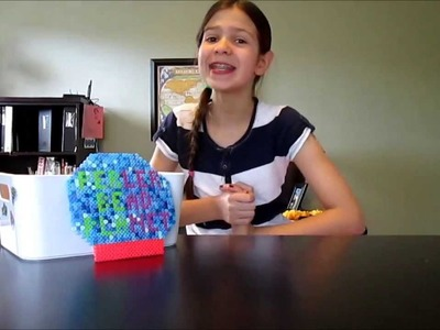How To Make A Perler Bead Dice