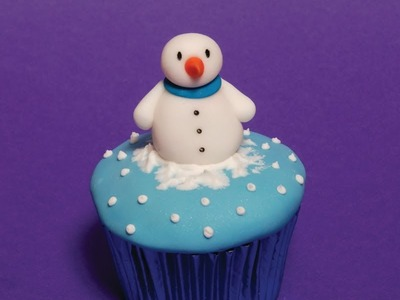 How to make sugarcraft models for christmas with Ann Pickard