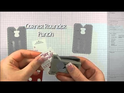 Making Christmas Tags with Stampin' Up!'s Chalk Talk Framelits