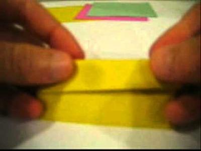Origami Food: Burger & Chips