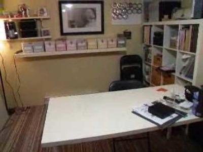 Scrapbook Room of The Brae-er