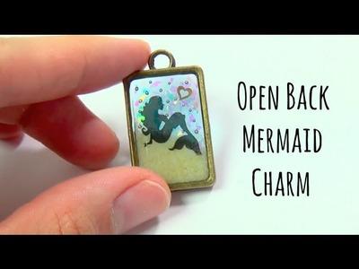 Tutorial: Open Back Mermaid Charm