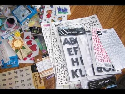 What is Scrapbooking Learn the Scrapbook  Basics Online Lessons