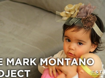 WHAT'S UP ELLE: DIY BABY HEADBAND